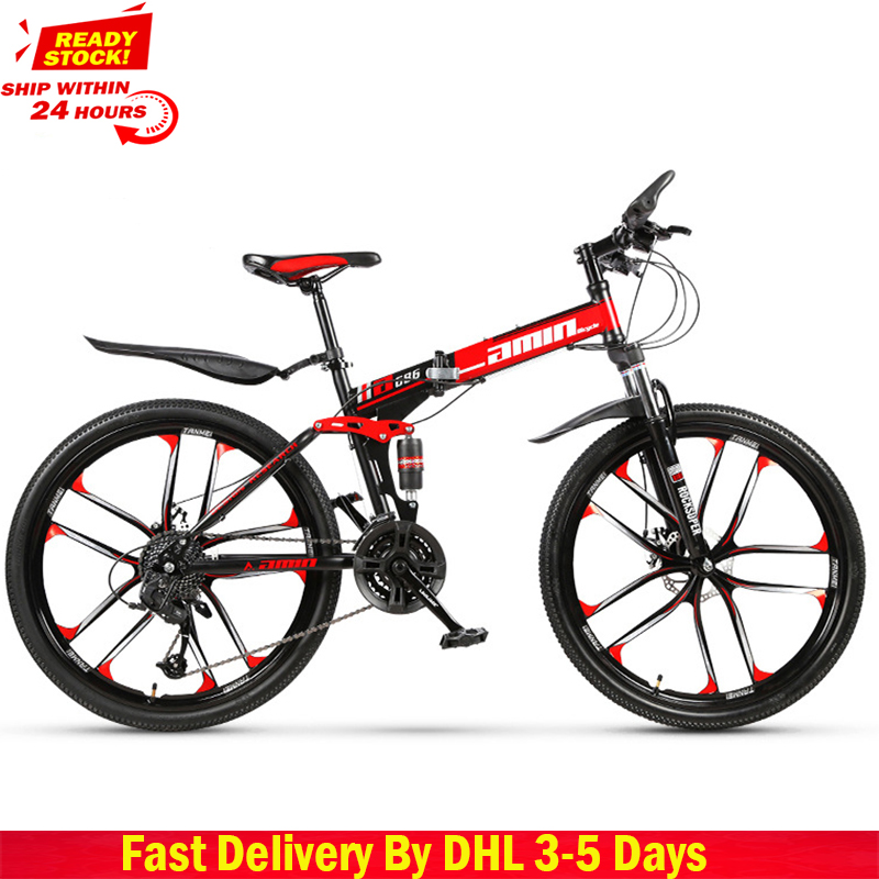 Dhl Fast Delivery Bicycle 30 Variable Speed Mountain Bike Tire Road Bike Frame Size 26 Inch Product Unisex Resistance Sale Price Reviews Gearbest Mobile