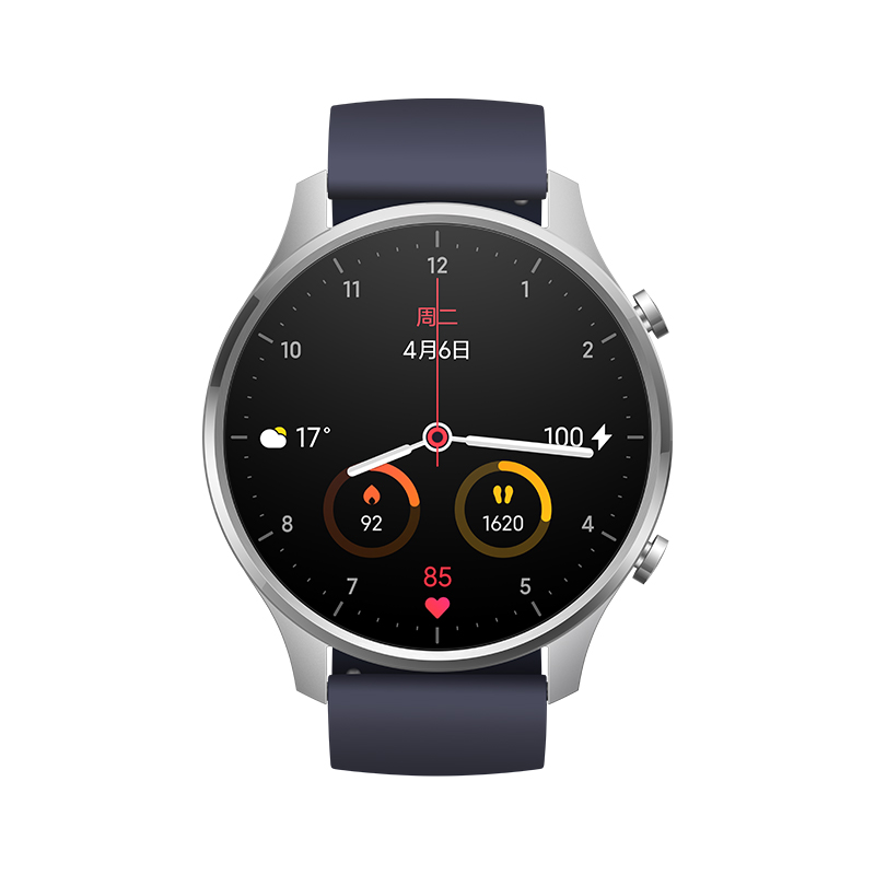 Xiaomi Smart Watch Color NFC 1.39 inch AMOLED GPS Fitness Tracker 5ATM  Waterproof Sport Heart Rate Monitor Mi Watch Color