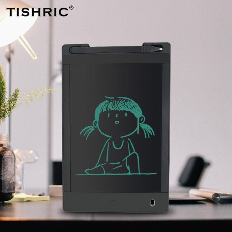 LCD Writing Board Home Job School Office Electronic Drawing Writing Board 10 Inch Clearer Writing Non-Reflective Portable Notepad Childrens Drawing Graffiti