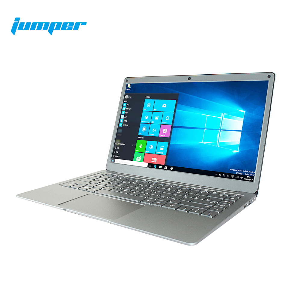 Computer Laptop,CPU 4GB RAM 64GB ROM Supports up to 128GB TF Card and Supports up to 1TB Expansion with Office 365 Personal for 1 Year Jumper EZbook X3 Windows 10 Laptop,13.3 FHD Small Laptop
