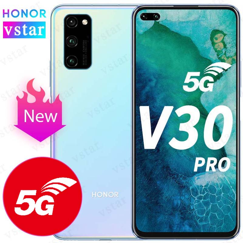 HONOR View 30 Pro Honor V30 Pro SmartPhone 5G Version