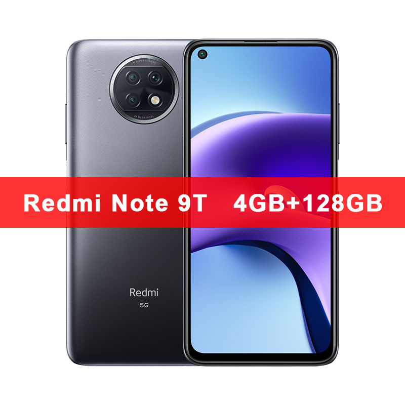Xiaomi Redmi Note 9T 5G NFC 4GB 128G