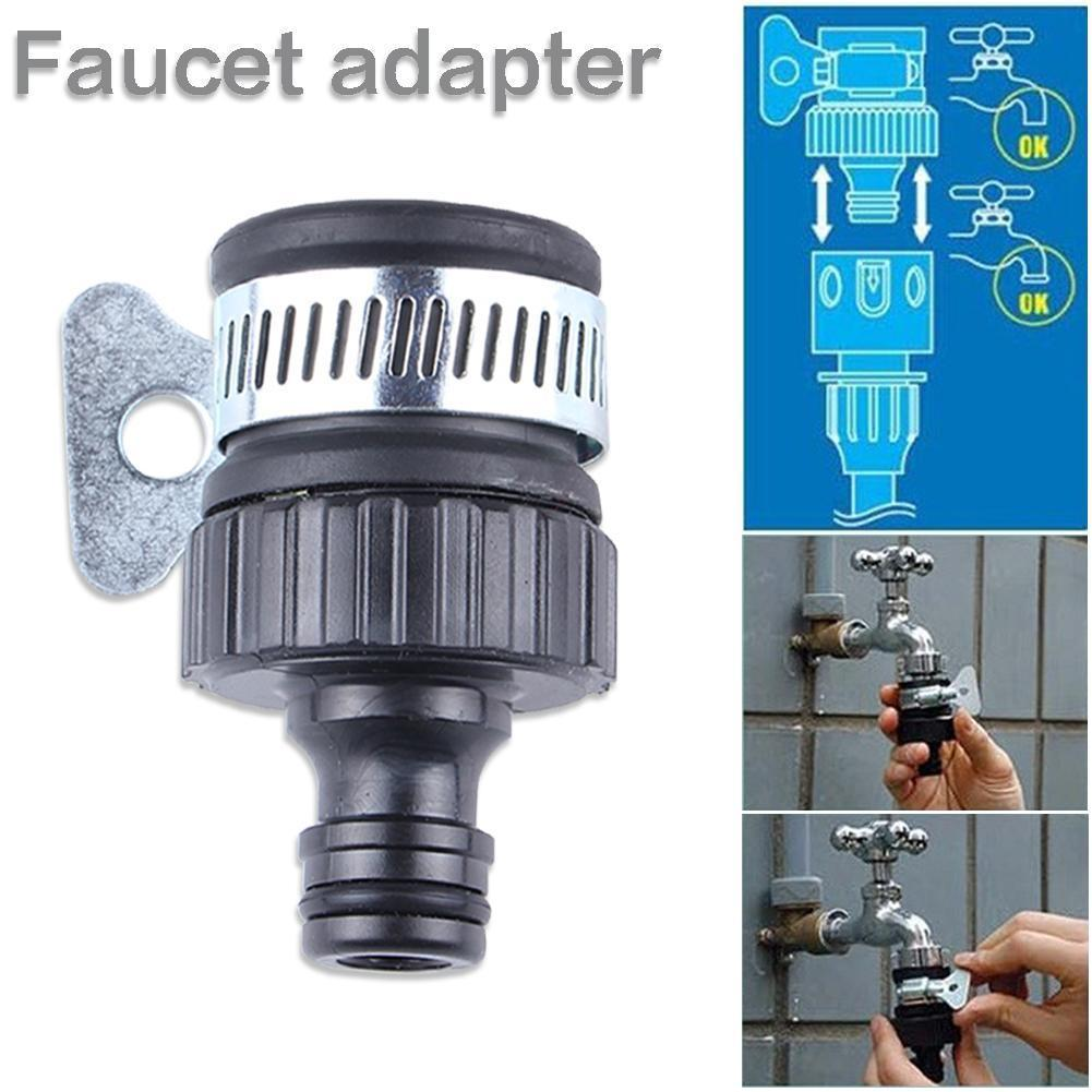 Practical Garden Hose Pipe Tap Connector Mixer Kitchen Bath Tap Faucet Adapter Quick Connect Garden Outdoor Connect Supplies Sale Price Reviews Gearbest