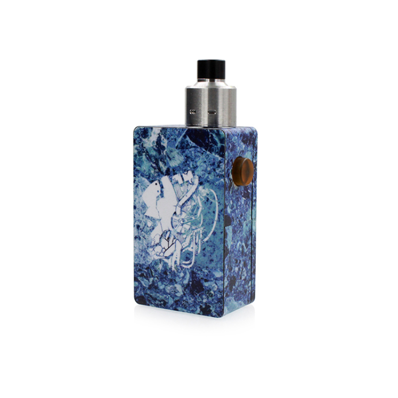 HADALY RDA PSYCLONE KIT SQUONK B.F 22mm BF Squonk Mechanical Box Mod Kit