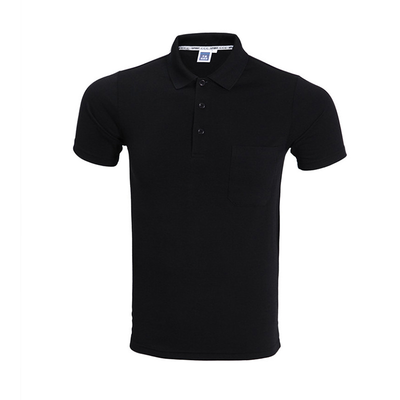 SportsX Mens Pockets Contrast Color Slimming Fall Winter Plus Size Polo