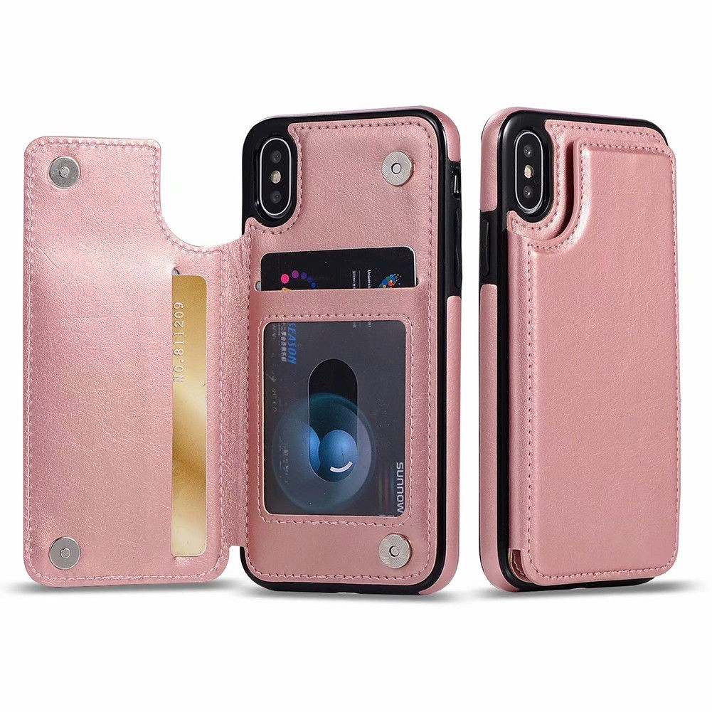Leather Cover Business Gifts Wallet with Extra Waterproof Underwater Case Flip Case for Huawei Mate30 Pro