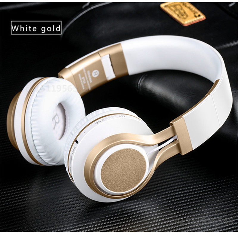 Picun Bt 08 Wireless Headphones Bluetooth Headset With Mic Support Tf Card Fm Radio Adjustable Earphones For Pc Phone Huawei Xiaomi Iphone Sale Price Reviews Gearbest