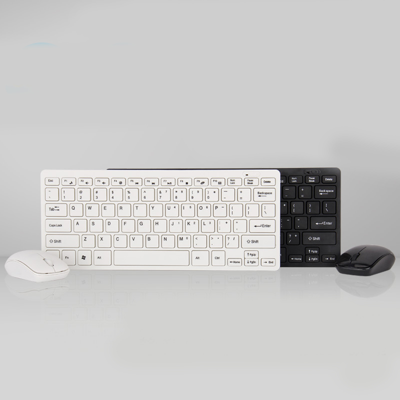 SPOT-ON Top Sell Mini 2.4G Wireless Keyboard Air Mouse Pad