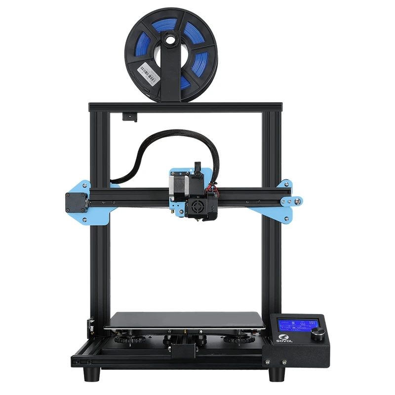 Sovol SV01 Direct Drive 3D Printer 280 x 240 x 300mm Meanwell Power Supply Dual Z axis Design Thermal Run away Protection  Czech