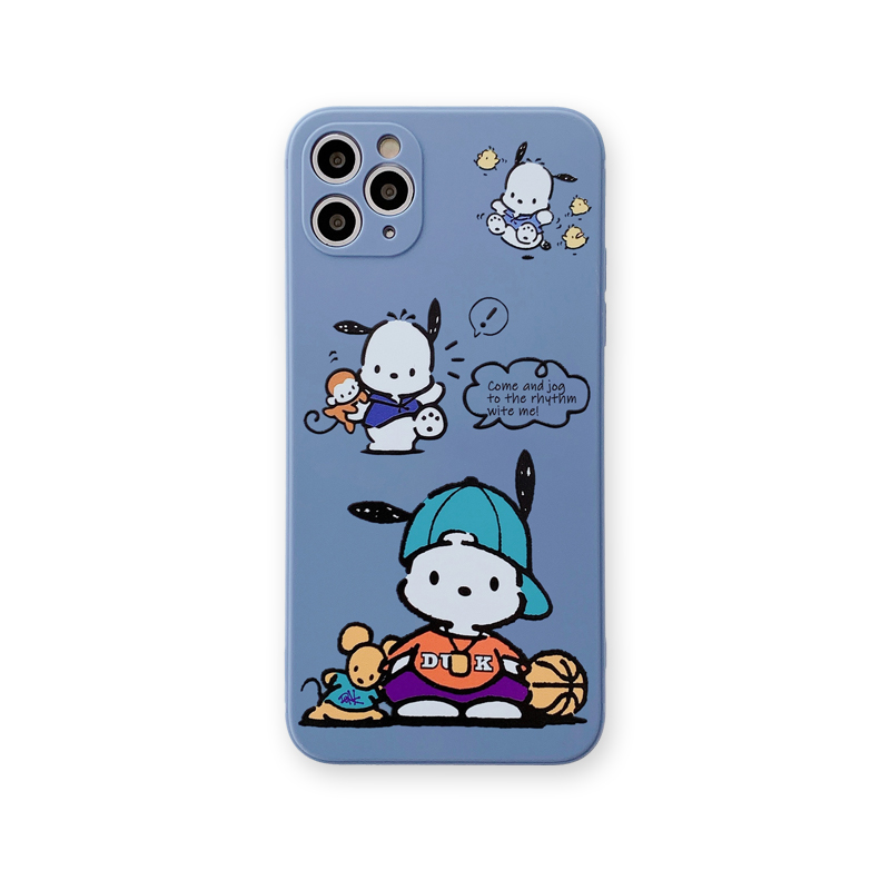 Teal Dots TOUGH iPhone Case Available for iPhone 12 Pro Max 12 Pro iPhone SE 7 iPhone 11 Pro Max iPhone 12 Mini 8 Plus XS Max